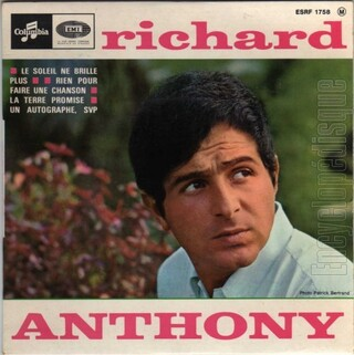 Richard Anthony, 1966