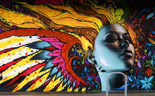 Pour une utilisation positive des graffitis