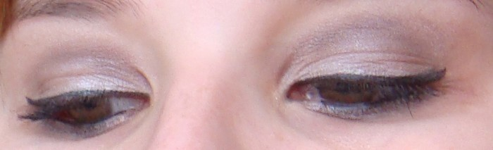 - Make up du jour n°1 -