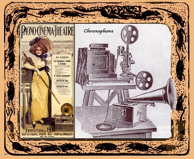 """Le cinema premier Alice Guy"" Solax gaumont dvd"