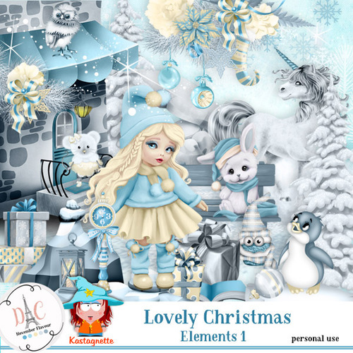 Lovely Christmas