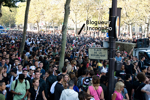 Foule, By Damien [Phototrend.fr] by-nc