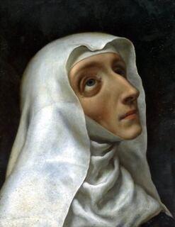 Maria Margherita del verbo incarnato (Diomira Allegri)