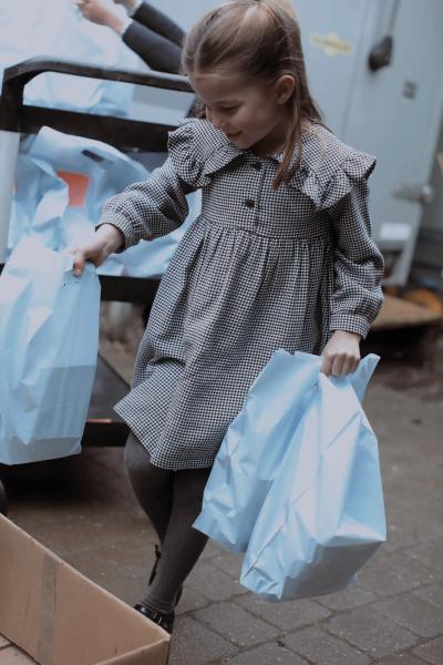 Charlotte de Cambrige fête ses 4 ans