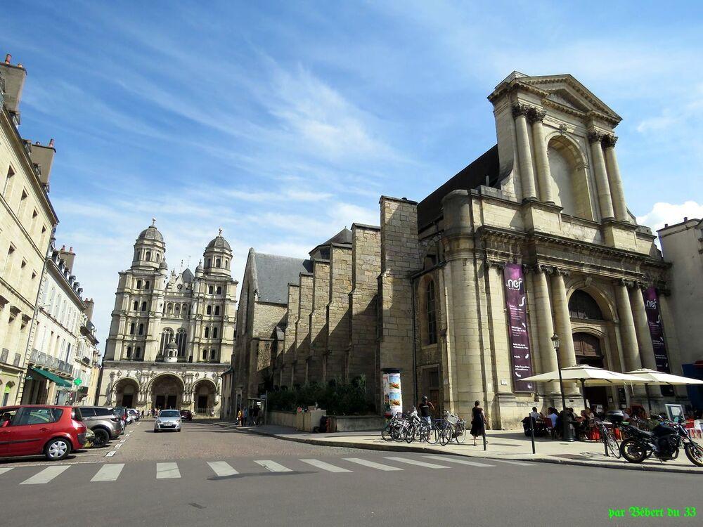 Dijon en Cote d'Or -3