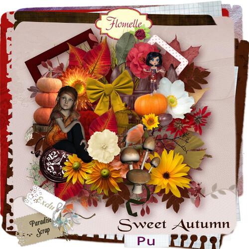 Kit Sweet Autumn de Flomelle
