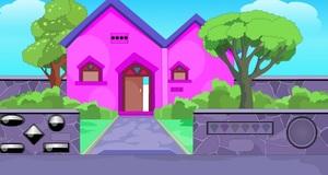 Jouer à Cute house treasure escape
