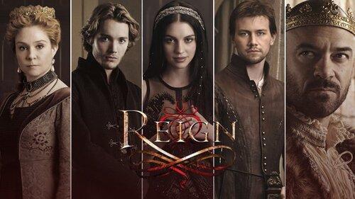 Ma série du moment : Reign - Le destin d'une reine