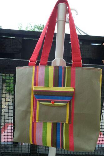 Coudre un sac shopping pour l'anniversaire de ma grand-mère (2)