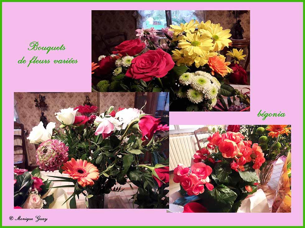 Cadeaux fleuris