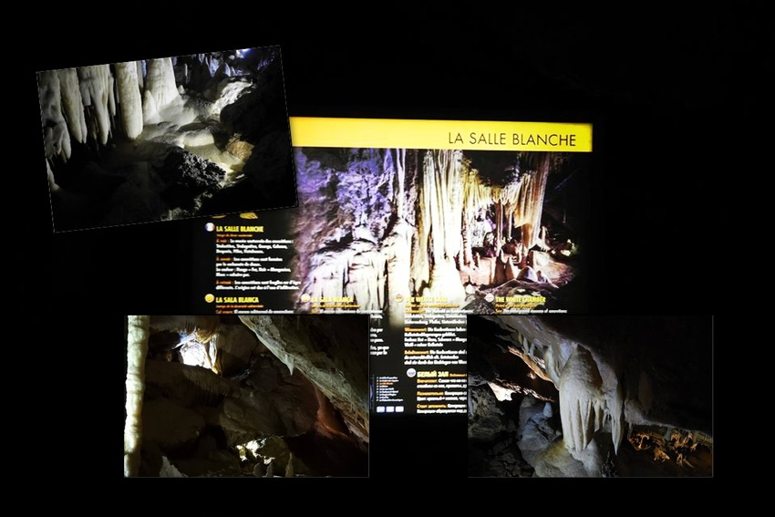 Les grottes de Canalettes
