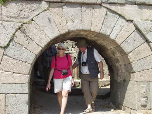 Jacqueline en Turquie fin
