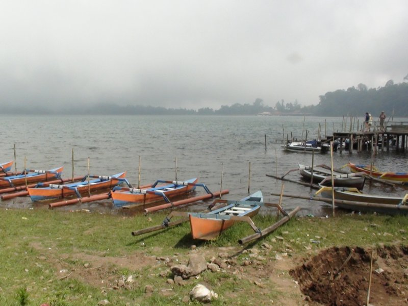Mercredi 12 Octobre 2011 - Lac Bratan.