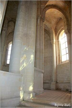 Prieurale Notre Dame de Cunault
