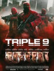 Affiche Triple Nine