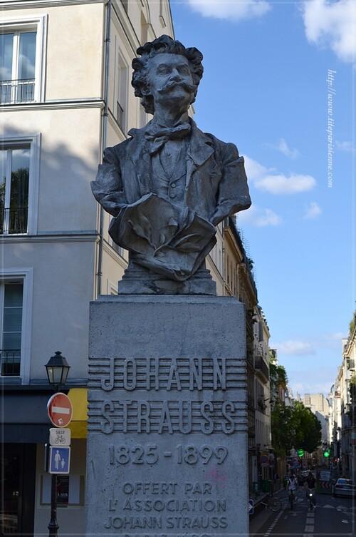 Place Johann Strauss, Paris 10ème