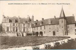 LES REMPARTS DE SAINT-PIERRE-DE-SEMILLY (Manche)