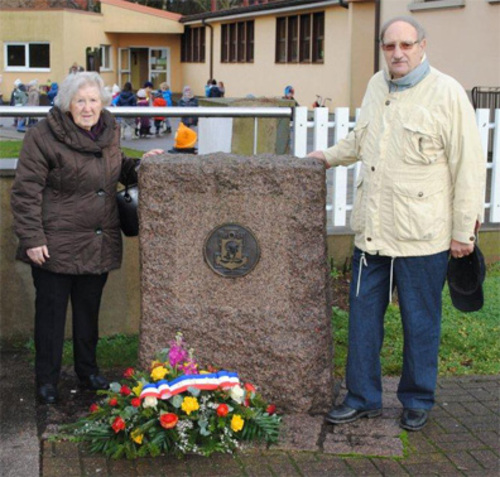 * Cérémonie du souvenir à Obenheim