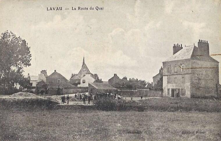 Lavau sur Loire le Belvédère