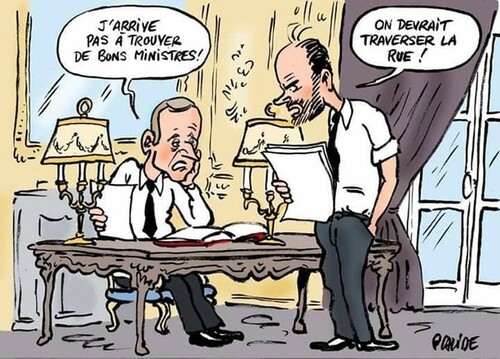 Page d'humour