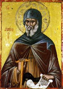 Saint Antoine le Grand, Ermite en Egypte (+ 356)