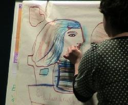Rencontre avec l'illustratrice Aurélia GRANDIN.