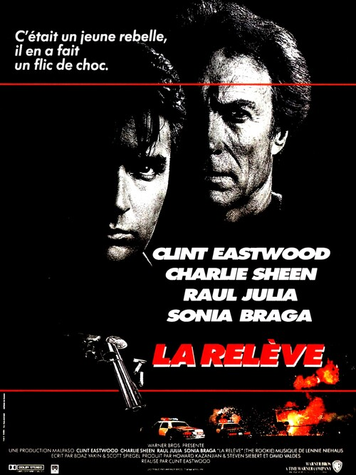 LA RELEVE - BOX OFFICE CLINT EASTWOOD 1991