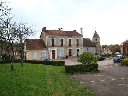 Famille Breuillé, Saints-en-Puisaye, Fontenoy, Levis (89)