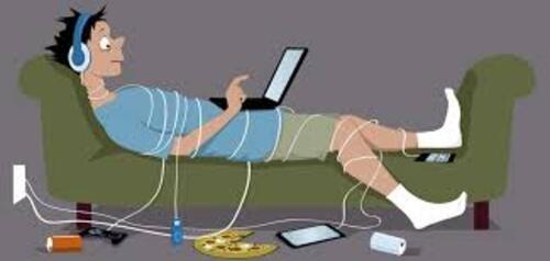 Les ados, les parents et internet.