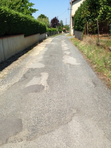 route Pierre Robin