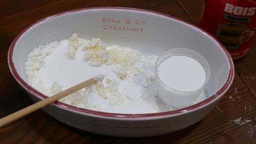 Recette de la porcelaine froide sans cuisson DIY
