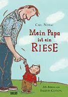 Carl Norac,mein papa ist ein riese, My Daddy is a Giant ,poète Mon papa est un géant ,,  'Mijn papa is een reus'  , Mons 2015 ,
