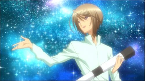Kawaii personnage de S.C