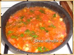 Terrine aux Légumes d'Été (Ratatouille) et sa Sauce