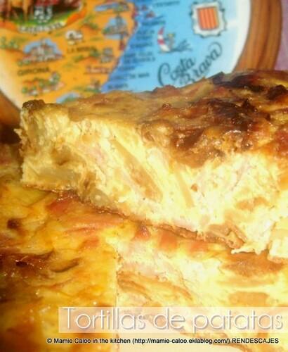 Tortillas de patatas