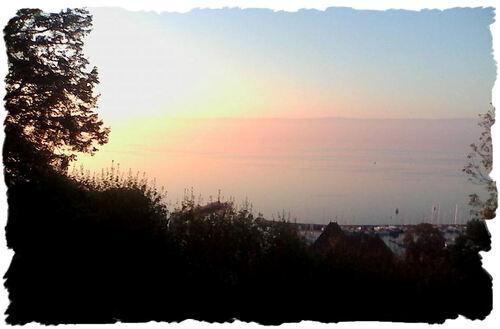 partage de photos de paysage coucher de soleil