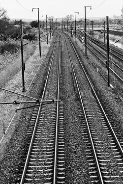 voie de chemin de fer