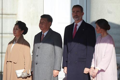 Visite présidentielle chinoise - 2