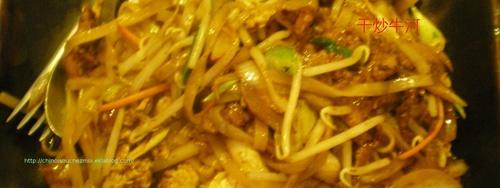 Noodle King, asiatique, copieux, goûteux, économique