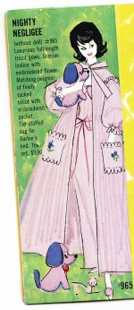Barbie vintage : Nighty Negligee Set