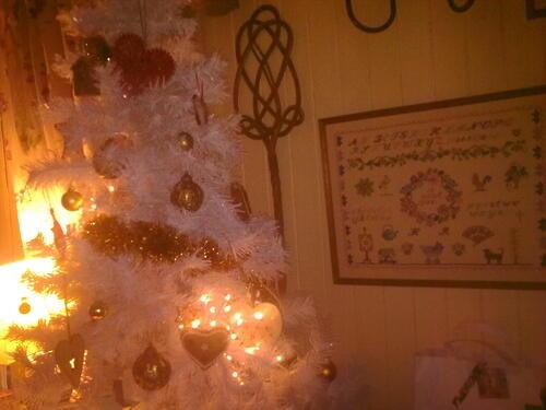 Noël dans la maison des bois