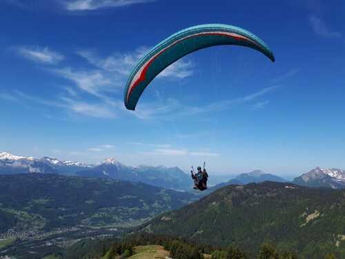 Sortie Alpes