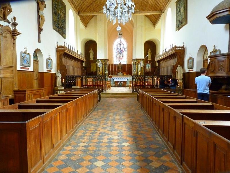 GERBEROY - COLLEGIALE DE ST PIERRE