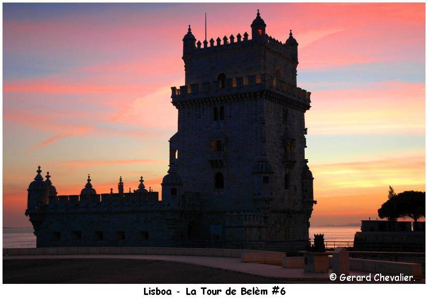 Tour de Belém.
