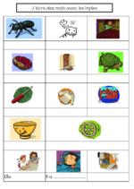 Lire des phrases en lien avec Patati et Patata