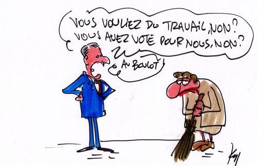 """""""L'absolu est indétectable"""". Jacques Damboise in """"Pensées diverses""""."""