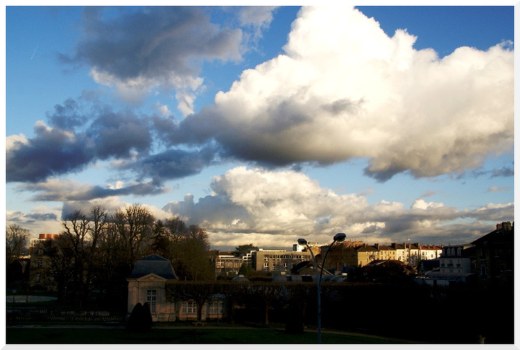 Les couleurs du ciel. 01