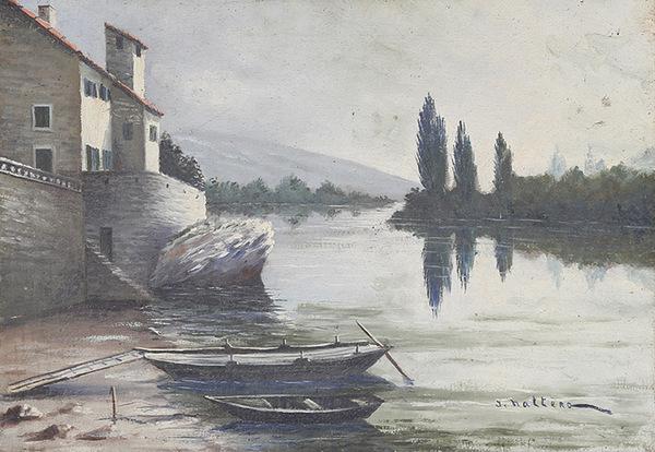 Peinture de : Louis Nattero