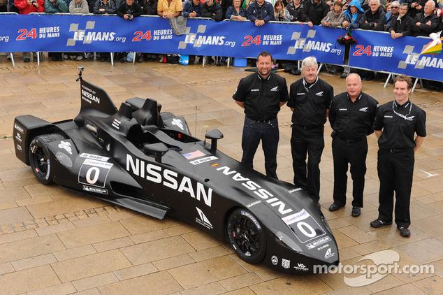 Le Mans 2012 Abandons