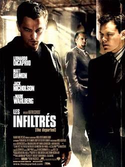 Les infiltrés - Martin Scorsese